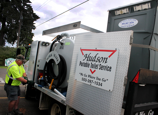 Portable Sanitation Services : Columbia county or portable restrooms portlable toilets